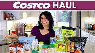 Healthy Costco Pantry Items! 2019 Haul!