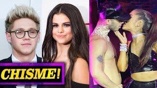 Selena Gomez Cita con Niall Horan y Ariana Grande Canceló Conciertos? - CHISMELICIOSO