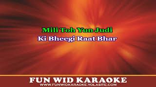 Iss Qadar Pyar Hai Karaoke | Ankit Tiwari | Bhaag Johnny | T-Series