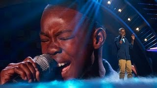Malakai Paul No One - Britain's Got Talent 2012 Live Semi Final - UK version