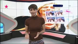 Kamidia Radisti Seksi Ketat, Sport7 Malam Eps.04-04-2017