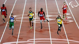 Athletics - Men's 200m - T44 Final - London 2012 Paralympic Games