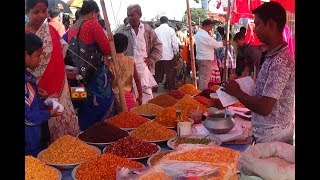 Special Variety Masala Jhal Muri In Bengali Street    How to Make Jhal Muri Masala