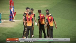 Don Bradman Cricket 17 | SunRisers Hyderabad Vs Gujarat Lions | IPL MATCH LIVE #6
