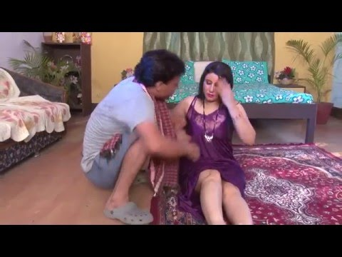 Indian housewife  with young boy Bhabhi Exposing .