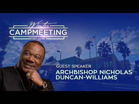 2017 01 28 Sat. PM WCM 2017 Rodney Howard Browne Archbishop Nicholas Duncan Williams
