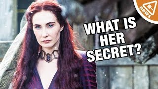 What is Melisandre's Big Secret in Game of Thrones? (Nerdist News w/ Jessica Chobot)