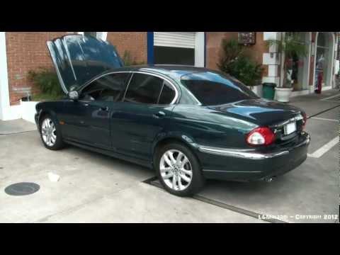 Vídeo Jaguar X-Type 3.0 2002 à venda