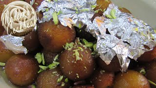 DIY- How To Make Moist, Milky, Light, Sweet and Soft Gulab Jaman In Very Easy Steps
