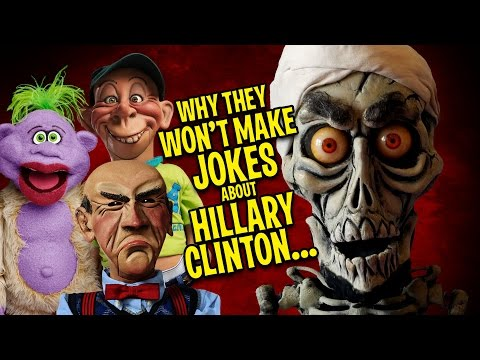 Why They Won t Make Jokes About Hillary Clinton JEFF DUNHAM