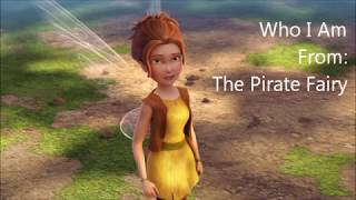 Tinkerbell Who I Am (Lyric Video)