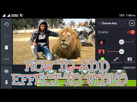 Xxx Mp4 How To Add Green Screen Effects In Video Using Mobile In Hindi 3gp Sex