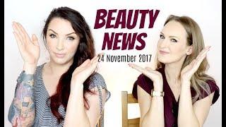 BEAUTY NEWS - November 24 | New Releases