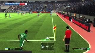 (سلسلة كأس آسيا 2015) بيس 15 السعودية ضد أوزباكستان دور المجموعاتPart 2