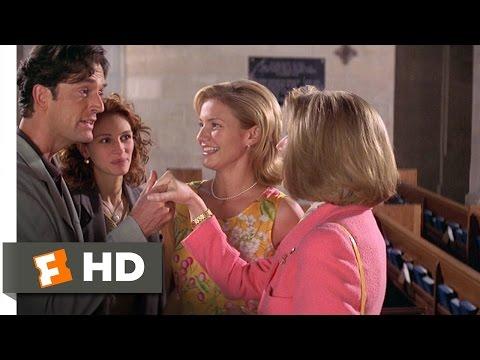 My Best Friend's Wedding (3/7) Movie CLIP - George Overplays His Part (1997) HD