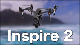 Inspire 2 - First Time Hands On - Free 5.2K Footage