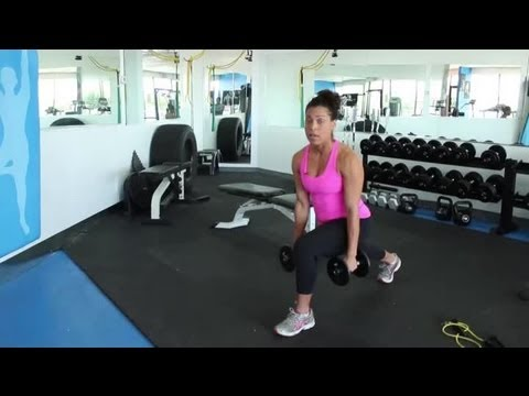 Exercises That Build Muscle in the Hips & Butt for Women Instructional Exercise Tips