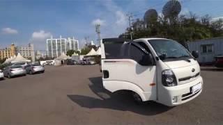 [중고차수출] 자동차수출 보내세요 2016년 기아자동차 봉고3 1톤 킹캡 트럭입니다 ( 2016 Kia bongo3 1ton used korean truck )