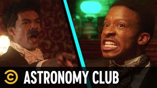 A Meeting of Great Black Inventors - Astronomy Club