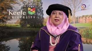 Keele University Confers Honorary Degree To Vice Chancellor