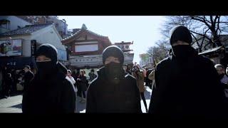 Behind the scenes--Parkour Ninja Assassins 【メイキングオフ】パルクール忍者