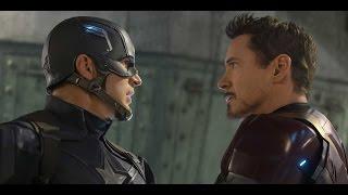 Captain america civil war very last battle ( 720p HD)