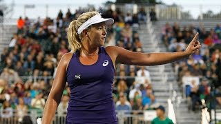 2016 Bank of the West Classic Day 4 WTA Highlights