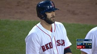 6/10/17: Red Sox pour on 11 runs in win over Tigers