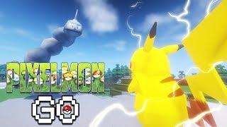 AM I GETTING BULLIED!? | Pixelmon Go (Pokemon in Minecraft) S2 #20