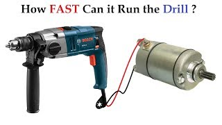 Motor to Generator Conversion at Home - Amazing Idea DIY
