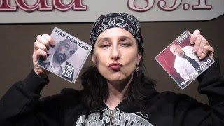 Premiums for you from WFDU - Christine Vitale 2016