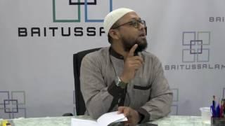 18112016 Ustadz Riyadh Bajrey : Tasyabbuh Bil Kuffr (Menyerupai, mengikuti, meniru Orang Kafir)