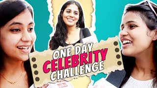 Hot Girls Wants to be One Day Celebrity | The HunGama Films