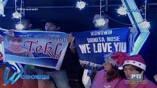 Wowowin: DonEkla, paramihan ng fans!