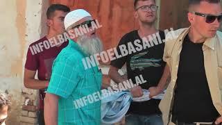 Hoxha mbron qytetarin ne Elbasan