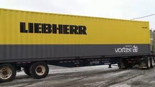 Vortex - Liebherr Crane Training Simulator Powered by Vortex