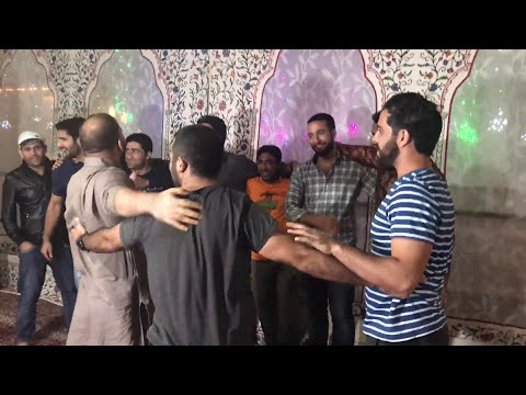 Xxx Mp4 Kashmiri Groom Singing Dancing And Doing Haket On His Wedding Night The Band Name Is Peaceful 3gp Sex