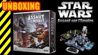 Unboxing - Star Wars - Assaut sur l'Empire