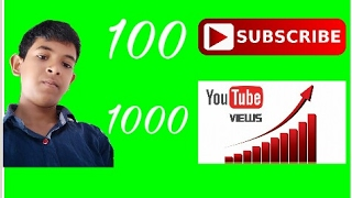 How To Get First 100 Subscribers And 1000 Views