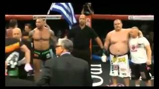 Dave Batista vs. Vince Lucero Full Fight