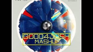 Find You Invisible (Good4Josh Mashup) - Zedd VS U2
