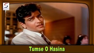 Tumse O Hasina - Romance Song - Mohammed Rafi, Suman @ Farz - Jeetendra, Babita