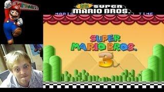 Стрим Super Mario Bros.3 (Snes) Прохождение