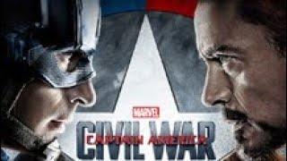 Captain America: Civil War - [OFFICIAL TRAILER] versione animata