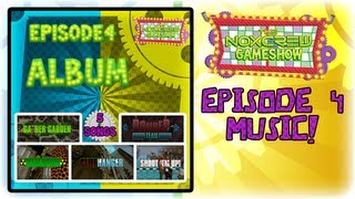 Noxcrew Gameshow EP4 Music Album - Free download!