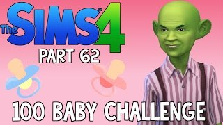 The Sims 4: 100 Baby Challenge - Shrek (Part 62)