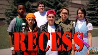 DISNEY'S RECESS Opening Theme Remake - SBTV
