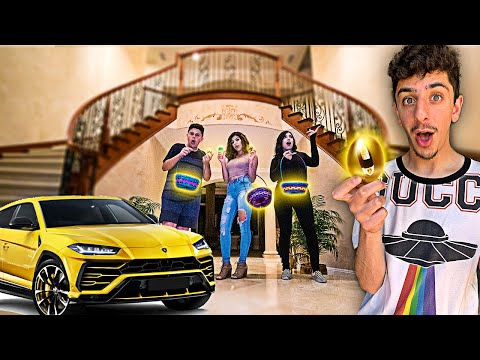 Xxx Mp4 Find The Golden Egg Win The Car Egg Hunt Challenge 3gp Sex
