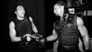 Roman Riegns and Dean Ambrose 💕 (شيلة ردتني الذكرى(