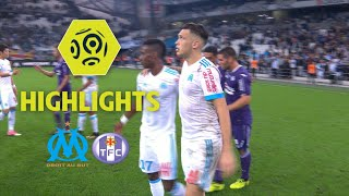 Olympique de Marseille - Toulouse FC (2-0) - Highlights - (OM - TFC) / 2017-18